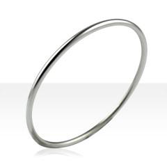 Bracelet JONC Argent massif  FR30-063