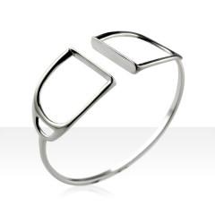 Bracelet Argent JONC ETRIER GM
