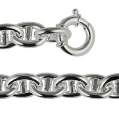 Bracelet Argent MARINE T/PM FERMOIR BOUEE