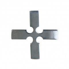 Croix Argent CATHARE MODERNE