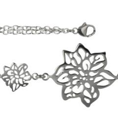 Bracelet Argent FLORIA GM