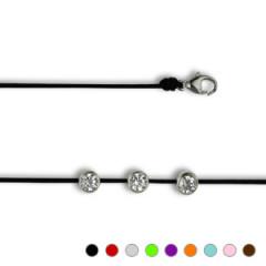 Bracelet Argent NILA OOZ 3 bouées D40