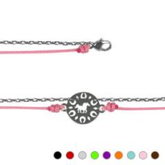 Bracelet Argent NILA EQUI LASA chainette