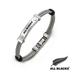 Bracelet Acier DB CABLE CARTOUCHE ALL BLACKS