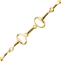 Bracelet Plaqué Or MORS MM